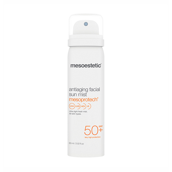 Mesoestetic Antiaging Facial Sun Mist 50+