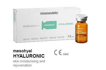 Skin-re-moisturising-and-rejuvenation-mesohyal-HYALURONIC